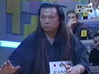 Битва мастеров Ци в шоу Такеши Китано